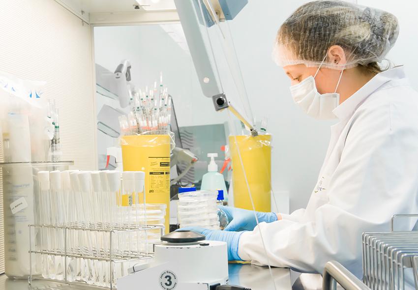 isigny sainte mere laboratoire accreditation cofrac